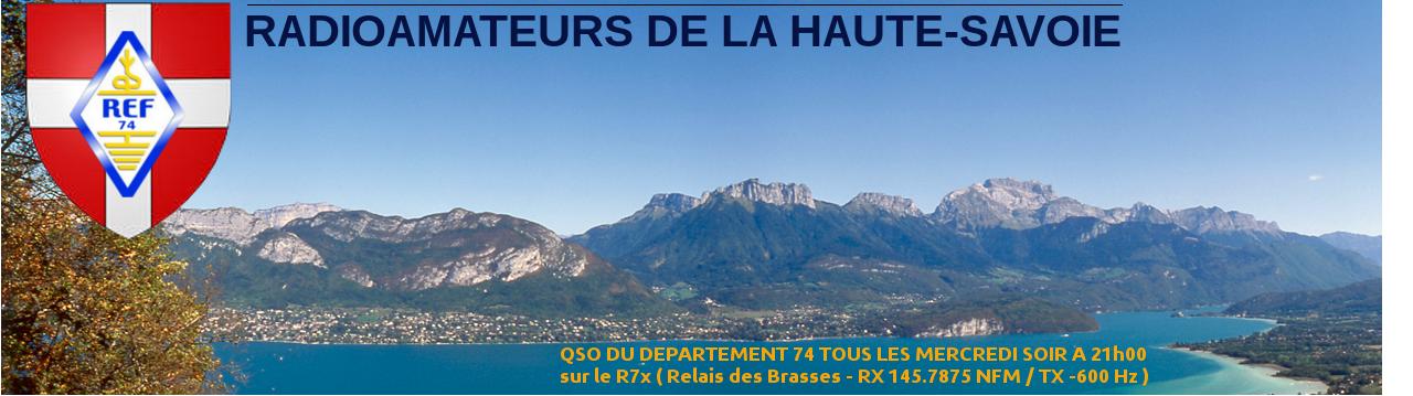 Radioamateurs de Haute-Savoie